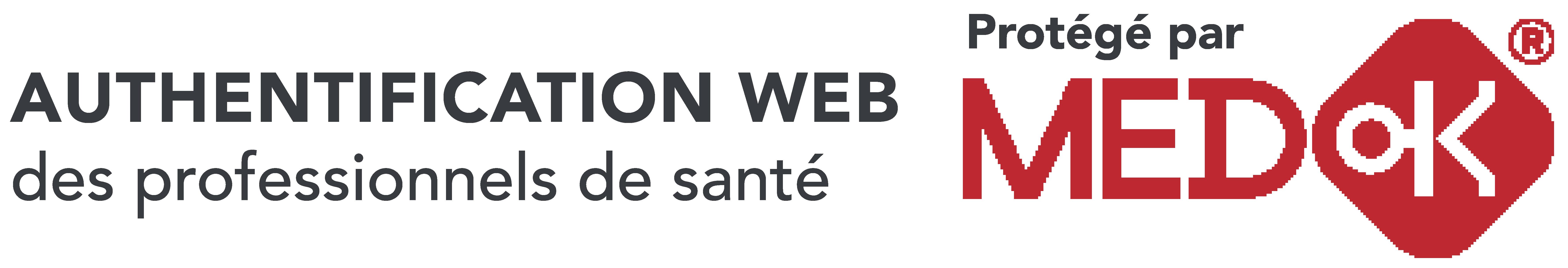 Authentification Web des professionnels de santé MedOK