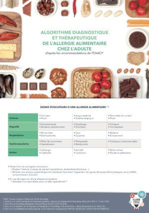 fiche pratique algorithme diagnostique de l allergie alimentaire chez l adulte