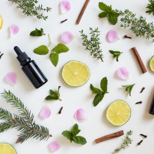 Huiles essentielles: assainissantes ou allergisantes