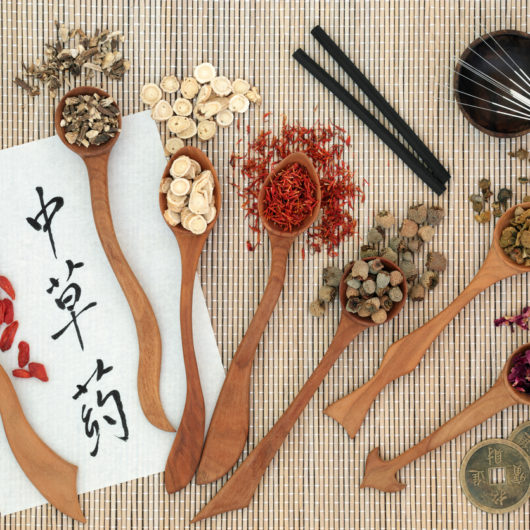 herbes chinoises traditionnelles